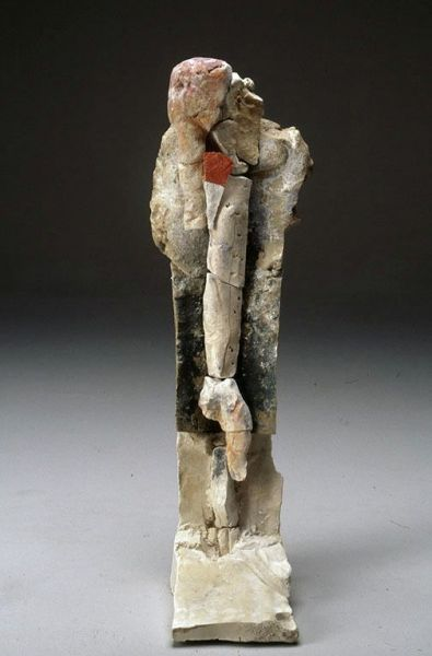 stephen-de-staebler-ceramic-clay-figure-1996-8