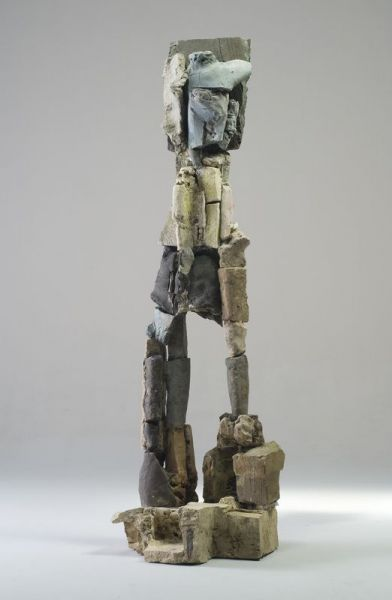 stephen-de-staebler-ceramic-clay-figure-2010